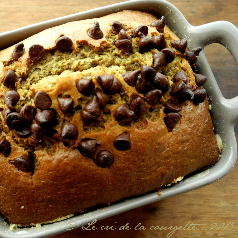 Cake Salee Courge Chevre Lardon