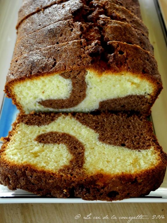 Cake Courgette Et Olives Noires