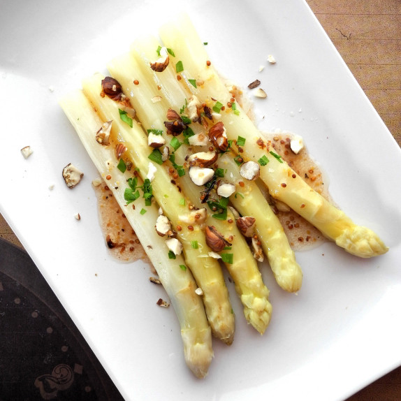 comment cuisiner asperges With cuisiner asperges