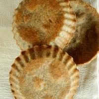 Pâte à tarte au sarrasin