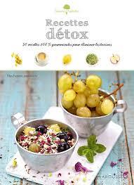 recettes detox
