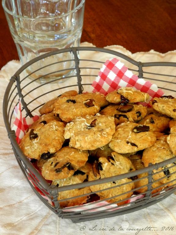 Mini cookies aux épices & cie