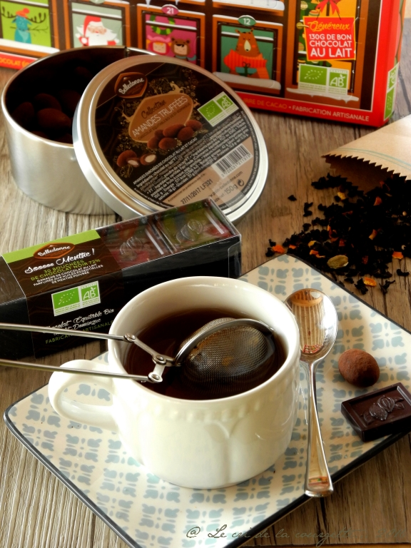 Chocolats Belledonne Noël