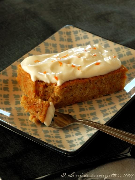 Cake Carotte Amande Sal Ef Bf Bd