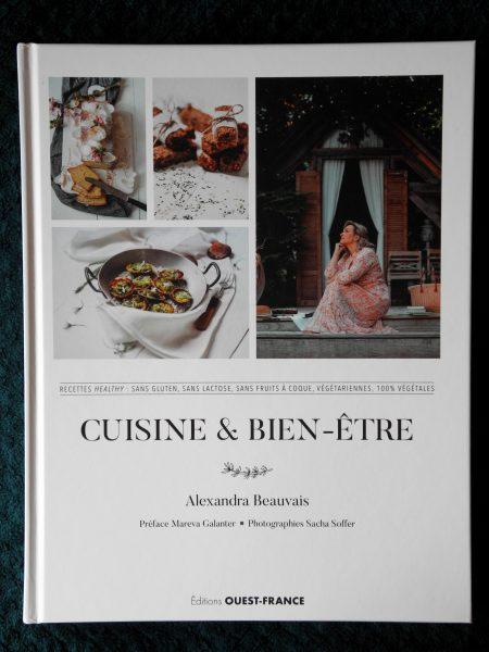 Livre cuisine et bien-être